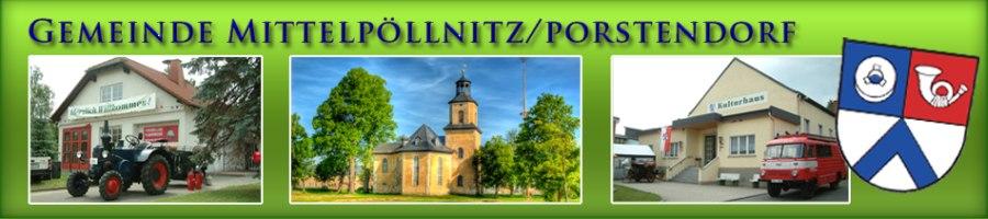 Willkommen auf der Webseite der Gemeinde Mittelpöllnitz